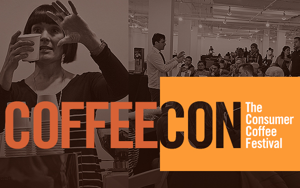 Coffee Con - The Consumer Coffee Festival - 2017 in Seattle, Los Angeles, New York, and Chicago
