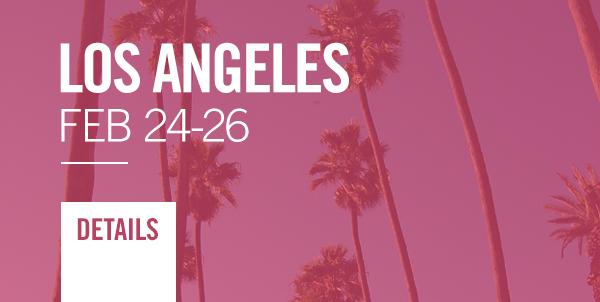 Coffee Con - Los Angeles 2017