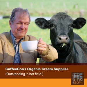 Kevin and Coffee Milk Supplier