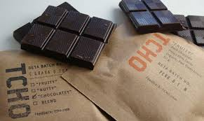 Tchou chocolate bar
