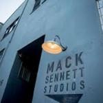 Mack Sennett studio exterior