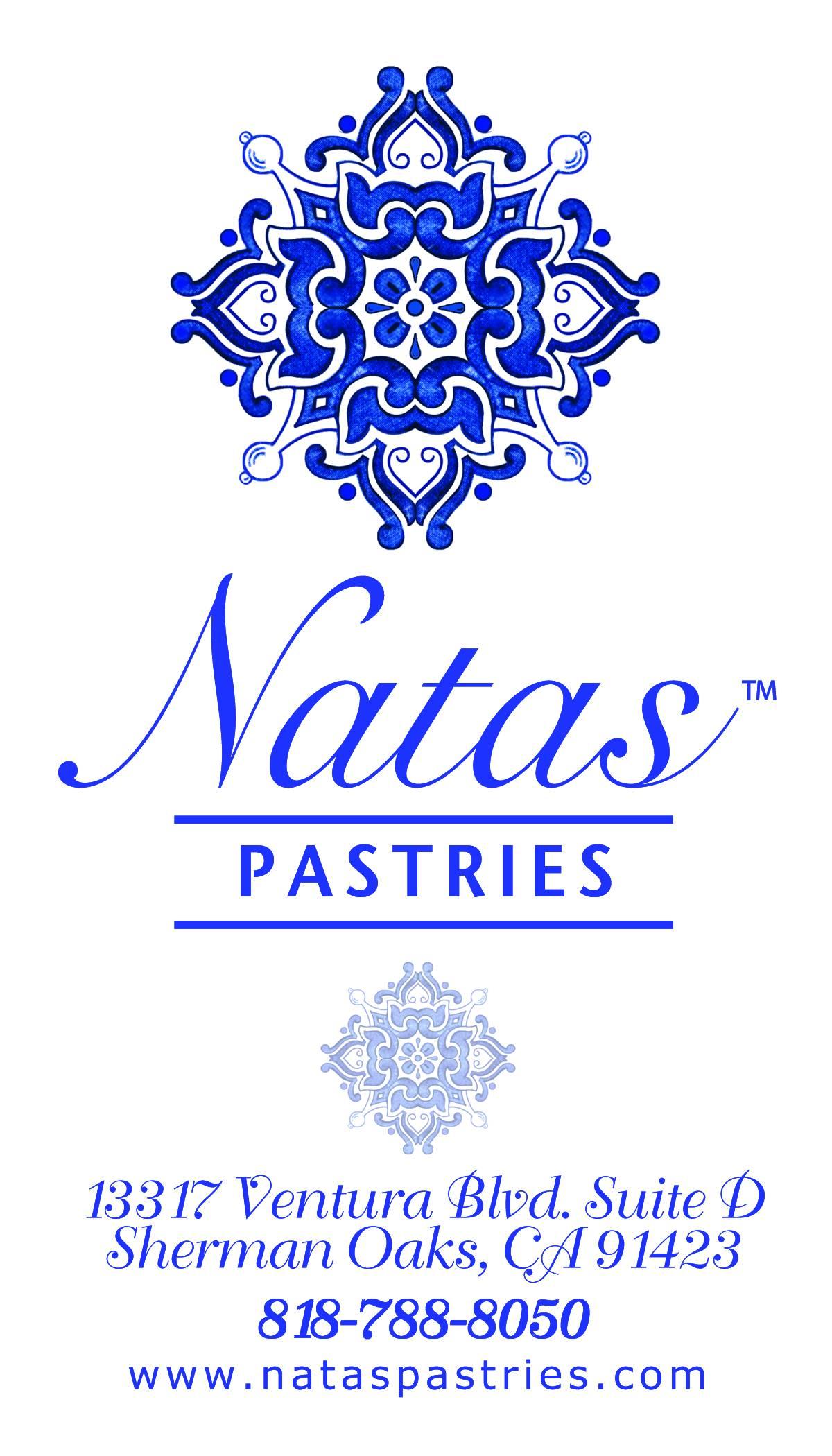 Natas Pastries Logo Exhibitors