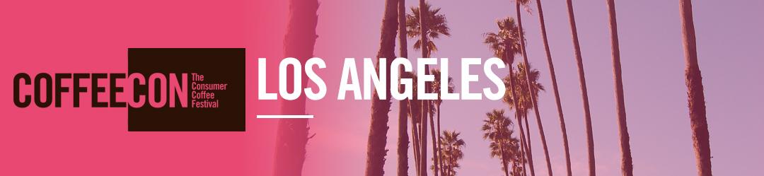 CoffeeCon Los Angeles 2018