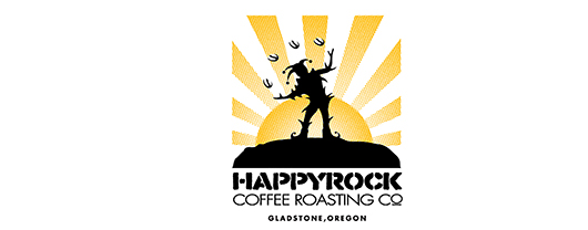 Happy Rock at CoffeeCon Seattle 2017