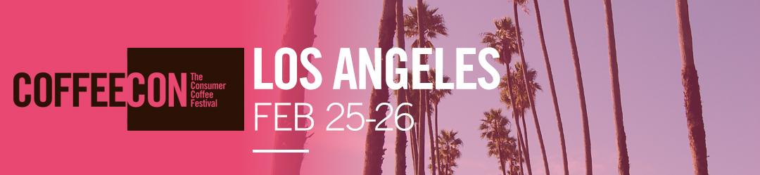 Los Angeles Coffee Con - 2017