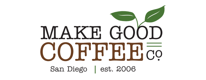 Make Good Coffee Co. at CoffeeCon Los Angeles 2017