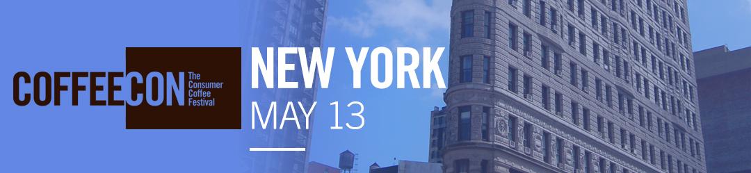 New York Coffee Con - 2017