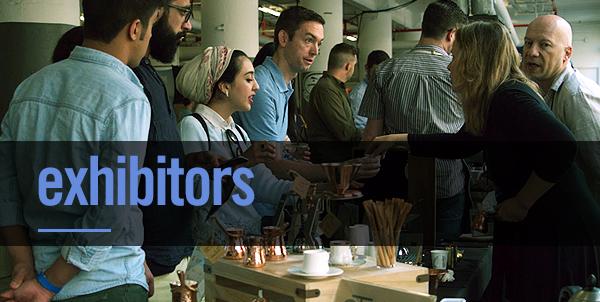 New York Coffee Con Exhibitors 2017