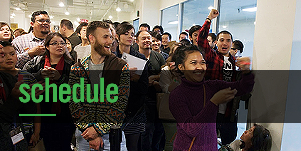 Seattle Coffee Con Schedule 2018
