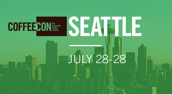 Seattle Coffee Con - 2018