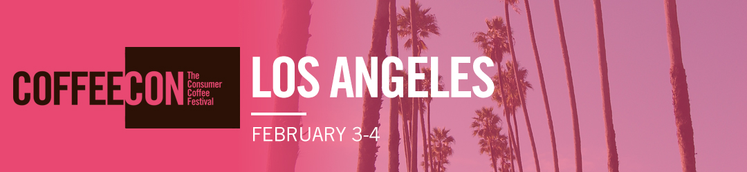 Los Angeles Coffee Con - 2018