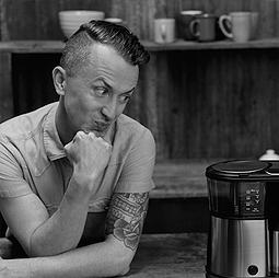 Marcus Boni at CoffeeCon Los Angeles 2017