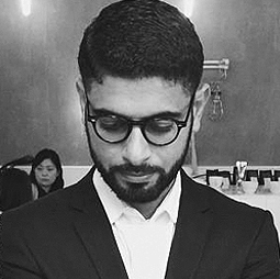 Mokhtar Alkhanshali at CoffeeCon Los Angeles 2017