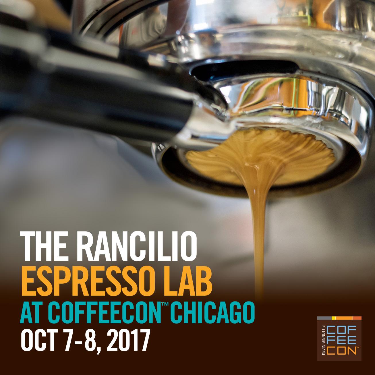 Espresso Lab at CoffeeCon Chicago 2017