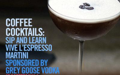 Vive L'Espresso Martini