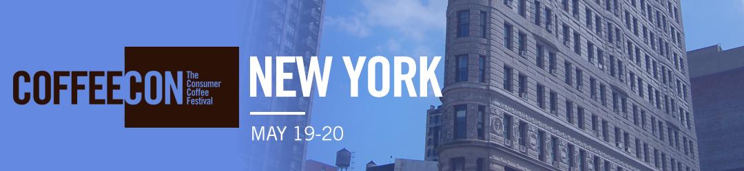 New York Coffee Con - 2018